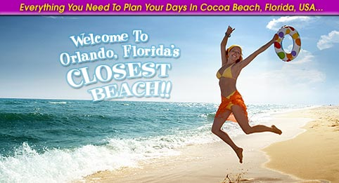 Cocoa Beach, Florida Area Coupons