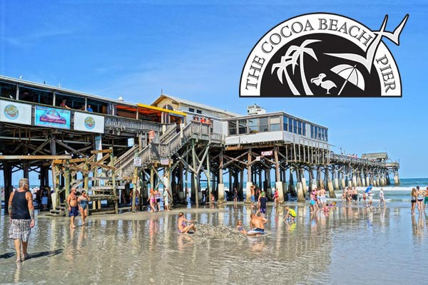 Cocoa Beach Pier Restaurants